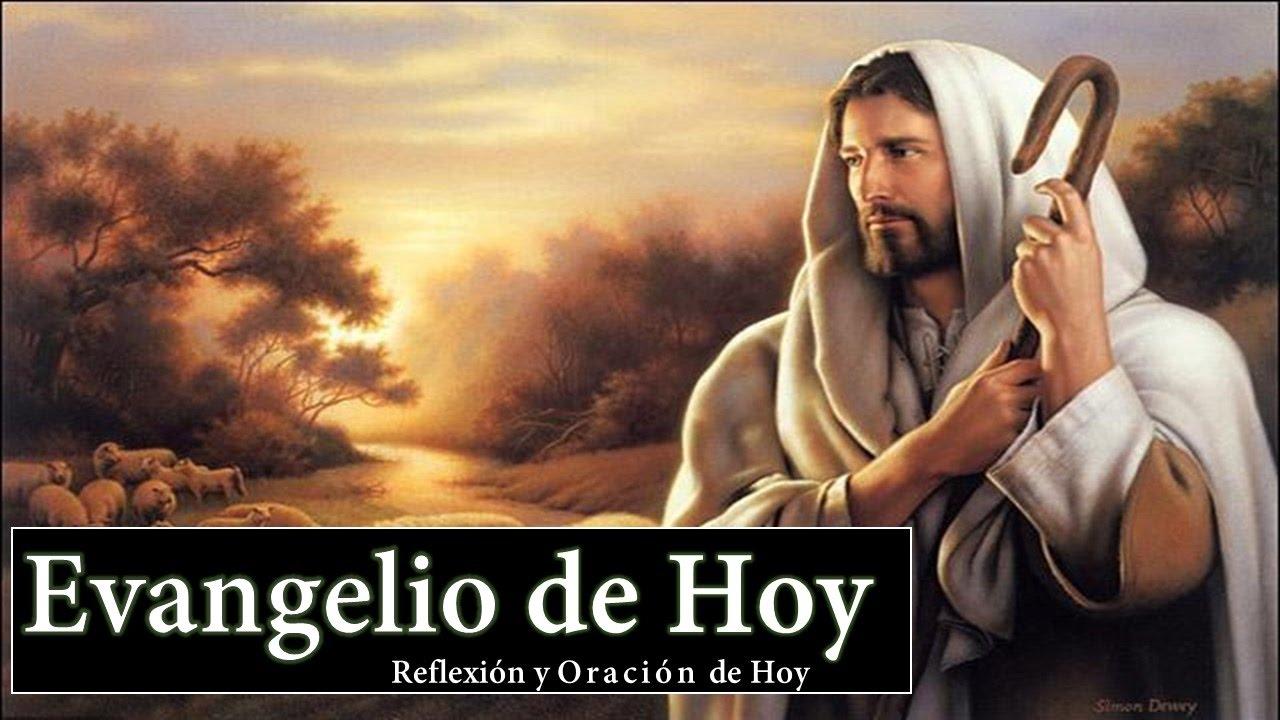 Evangelio De Hoy Martes Elperiodicodo